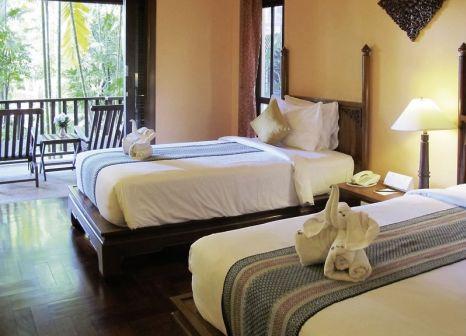 Hotelzimmer mit Mountainbike im Khao Lak Palm Beach Resort