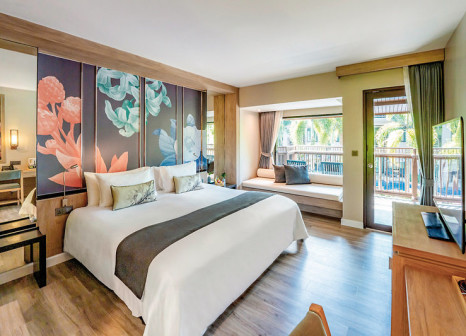 Hotelzimmer mit Fitness im La Flora Khao Lak