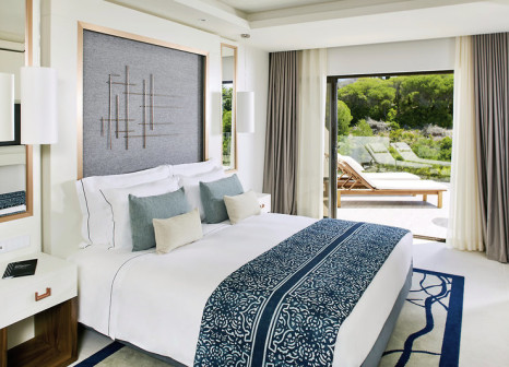 Hotelzimmer mit Mountainbike im Tivoli Carvoeiro Algarve Resort
