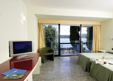 Hotelzimmer mit Segeln im Salo du Parc