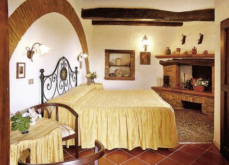 Hotelzimmer mit Tischtennis im Il Pietreto