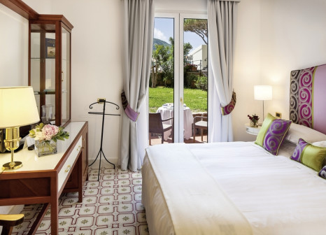 Hotelzimmer mit Segeln im San Montano Terme