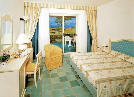 Hotelzimmer mit Tischtennis im Del Golfo