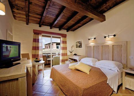 Hotelzimmer mit Golf im Colonna Pevero Hotel