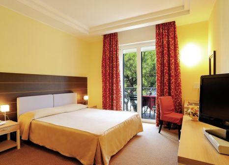 Hotelzimmer mit Minigolf im Grand Hotel Spiaggia
