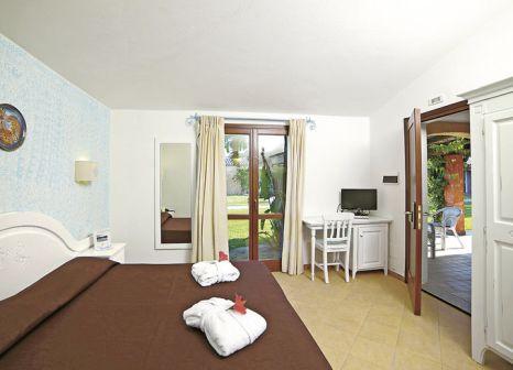 Hotelzimmer mit Mountainbike im Hotel Garden Beach