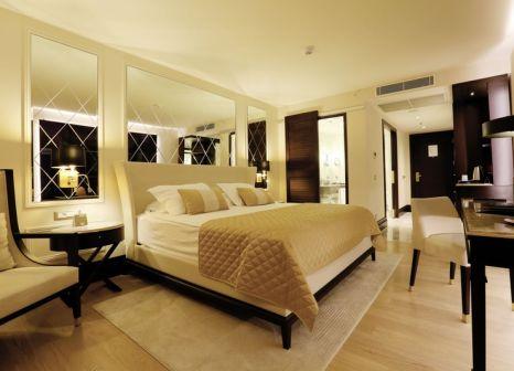 Hotelzimmer mit Tischtennis im Charisma De Luxe Hotel