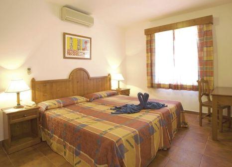 Hotelzimmer mit Mountainbike im HL Rio Playa Blanca Hotel