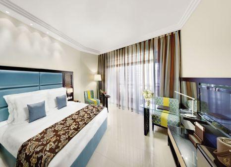 Hotelzimmer mit Tischtennis im Bahi Ajman Palace Hotel
