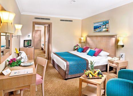 Hotelzimmer mit Volleyball im Crystal De Luxe Resort & Spa