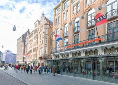 Hotel Amsterdam De Roode Leeuw in Amsterdam & Umgebung - Bild von BigXtra Touristik
