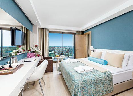 Hotelzimmer mit Tischtennis im Castival Hotel