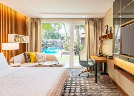 Hotelzimmer mit Tennis im Le Méridien Dubai Hotel & Conference Centre