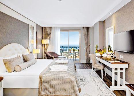 Hotelzimmer mit Volleyball im Sunis Efes Royal Palace Resort & Spa