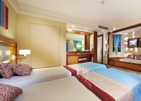 Hotelzimmer mit Yoga im Euphoria Tekirova Hotel