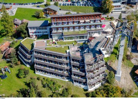 Das Hotel Panorama günstig bei weg.de buchen - Bild von BigXtra Touristik