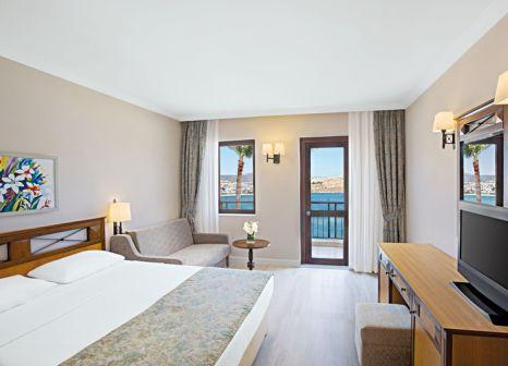 Hotelzimmer mit Volleyball im Asteria Bodrum Resort