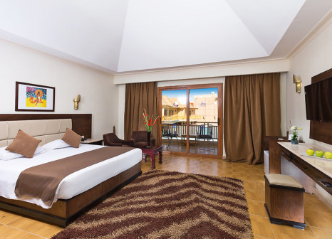 Hotelzimmer mit Minigolf im Aqua Blu Resort