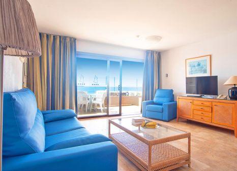 Hotelzimmer mit Volleyball im Oasis Duna