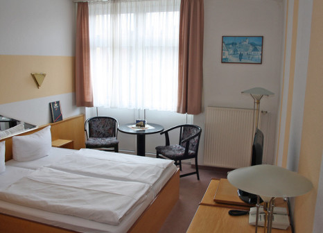 Hotelzimmer mit Golf im Poseidon