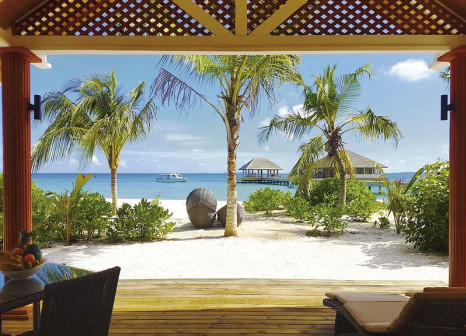 Hotelzimmer mit Tennis im Kudafushi Resort & Spa