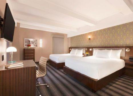 Hotelzimmer mit Animationsprogramm im Hotel Edison New York