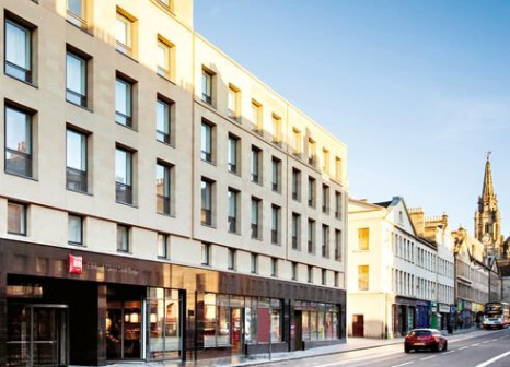 Hotel ibis Edinburgh Centre South Bridge - Royal Mile günstig bei weg.de buchen - Bild von FTI Touristik