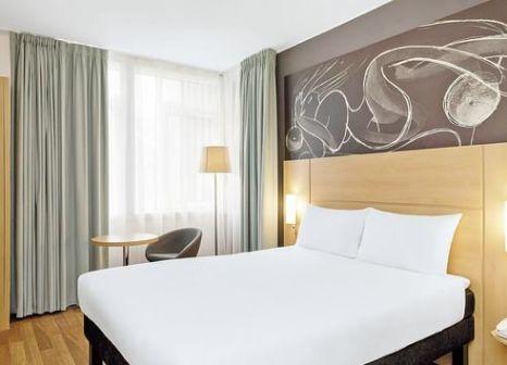 Hotelzimmer mit Klimaanlage im ibis Edinburgh Centre South Bridge - Royal Mile