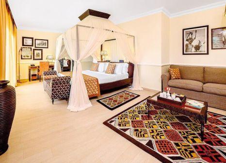 Hotelzimmer mit Yoga im RIU Palace Zanzibar