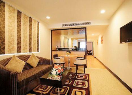Hotelzimmer mit Fitness im Savoy Suites Hotel Apartments