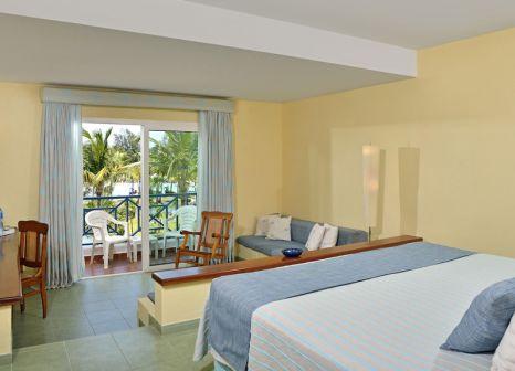 Hotelzimmer mit Mountainbike im Meliá Las Antillas