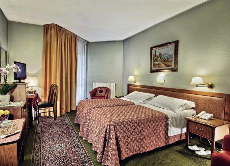 Hotelzimmer mit Tischtennis im Terme Petrarca