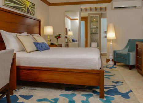 Hotelzimmer mit Volleyball im Sandals Negril