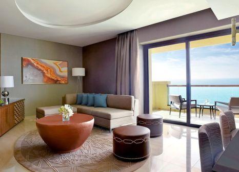 Hotelzimmer mit Golf im Fairmont Ajman