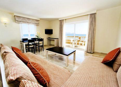 Hotelzimmer mit Tennis im Grupotel Dunamar