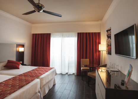 Hotelzimmer mit Tennis im Hotel Riu Mónica