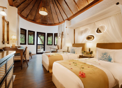 Hotelzimmer mit Fitness im Makunudu Island