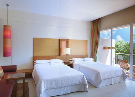 Hotelzimmer mit Volleyball im Sheraton Hua Hin Resort & Spa