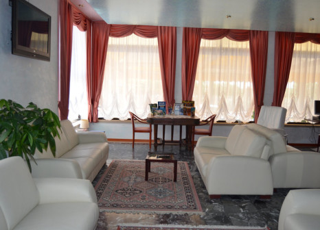 Hotelzimmer mit Tischtennis im Park Hotel Perù