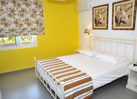 Hotelzimmer mit Volleyball im Kos Palace Hotel