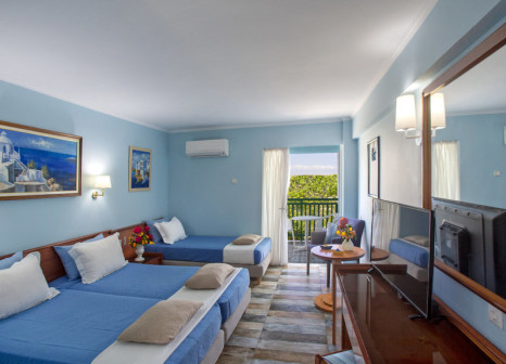 Hotelzimmer mit Tischtennis im Golden Beach