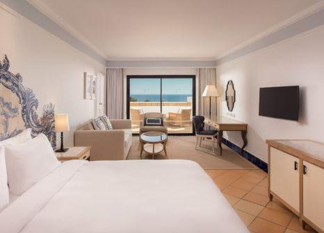 Hotelzimmer mit Mountainbike im Pine Cliffs Resort