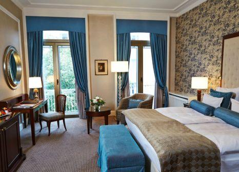 Hotelzimmer mit Fitness im Steigenberger Parkhotel Düsseldorf
