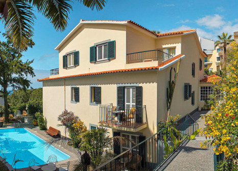 Hotel Vila Vicencia in Madeira - Bild von airtours