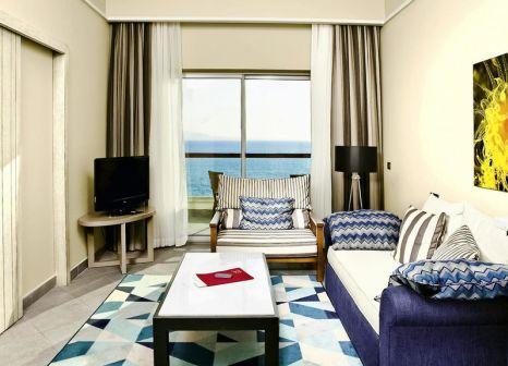 Hotelzimmer mit Volleyball im Xanadu Island