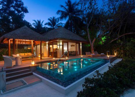 Hotelzimmer mit Fitness im Baros Maldives