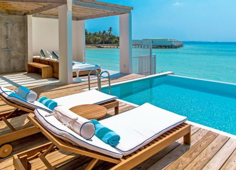 Hotelzimmer mit Fitness im Amilla Maldives Resort and Residences