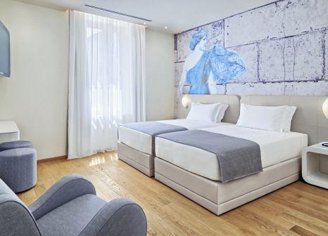 Hotelzimmer mit Familienfreundlich im Grande Albergo Ausonia & Hungaria