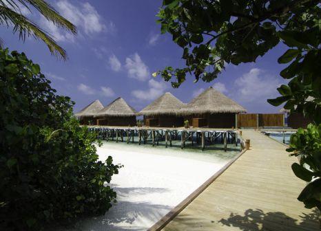 Hotelzimmer mit Golf im Mirihi Island Resort