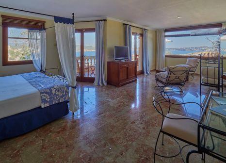 Hotelzimmer mit Minigolf im Hotel Petit Cala Fornells
